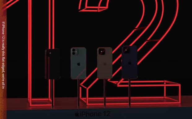 Bộ tứ iPhone 12 lộ cấu hình và giá bán: Phiên bản Pro Max chia làm 2 nửa riêng biệt hoàn toàn - Ảnh 2.