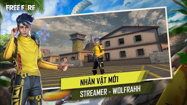 Tất tần tật về Wolfrahh, chàng streamer hot nhất Free Fire hiện tại - Ảnh 2.