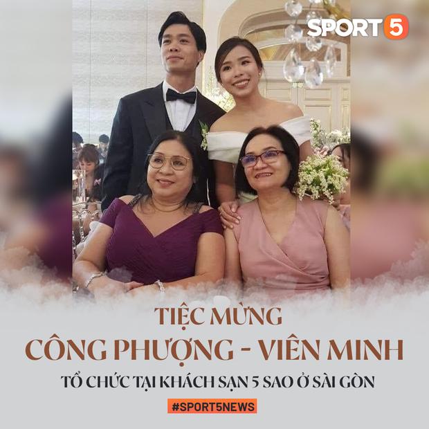 Đồng đội nói Công Phượng tươi vì lấy vợ giàu, trợ lý thầy Park bênh vực và tiết lộ lý do Viên Minh được chồng yêu thương hết mực - Ảnh 3.