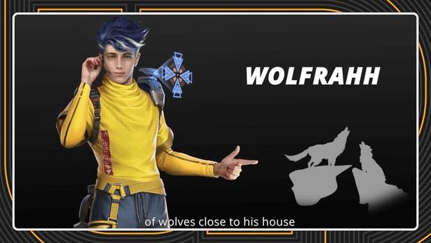 Tất tần tật về Wolfrahh, chàng streamer hot nhất Free Fire hiện tại - Ảnh 3.