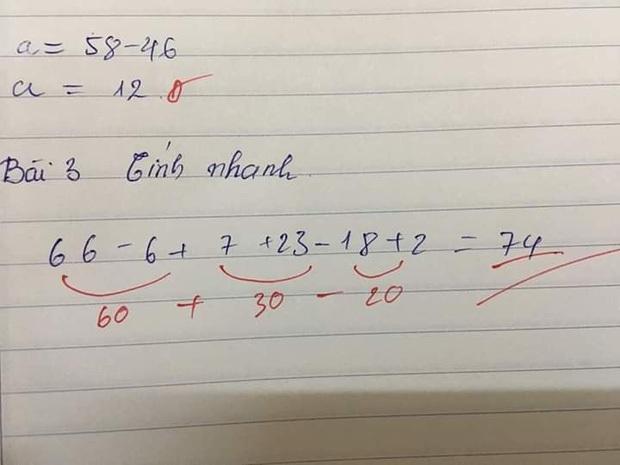 Yêu cầu tính số kẹo, học trò tính đúng 18-5=13 nhưng vẫn bị gạch bỏ: Dân mạng chỉ ra lỗi sai kinh điển của giáo viên - Ảnh 3.