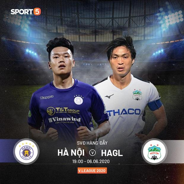 CĐV Hà Nội FC phản bác ý kiến chỉ có HAGL mới đông khán giả, sẵn sàng cho màn trình diễn đẹp mắt tại Hàng Đẫy - Ảnh 7.