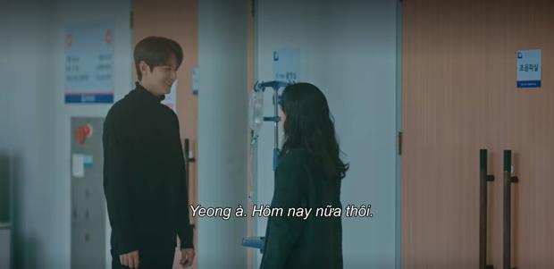 Thính xịn hơn cả hôn cổ, Lee Min Ho ôm ấp dính chặt Kim Go Eun không rời ở tập 15 Quân Vương Bất Diệt - Ảnh 3.