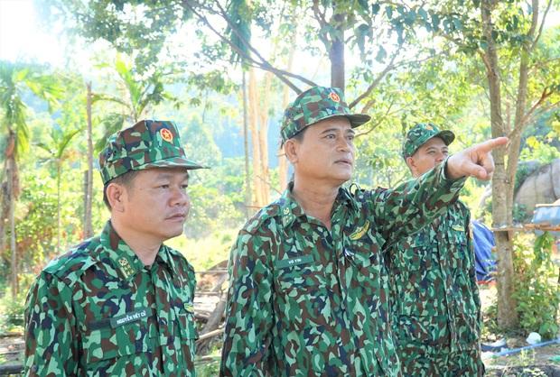 Biên phòng Đà Nẵng dùng flycam truy tìm tên tội phạm đặc biệt nguy hiểm 2 lần vượt ngục - Ảnh 4.