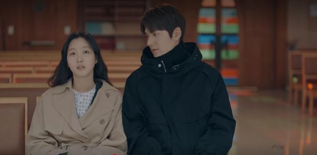 Thính xịn hơn cả hôn cổ, Lee Min Ho ôm ấp dính chặt Kim Go Eun không rời ở tập 15 Quân Vương Bất Diệt - Ảnh 7.