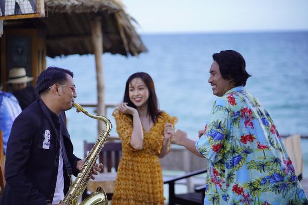 Kiều Minh Tuấn bất ngờ xuất hiện trong MV của Thái Vũ FAPtv: Ngô Kiến Huy, Trịnh Thăng Bình, AMEE... đồng loạt reaction khen ngợi! - Ảnh 3.