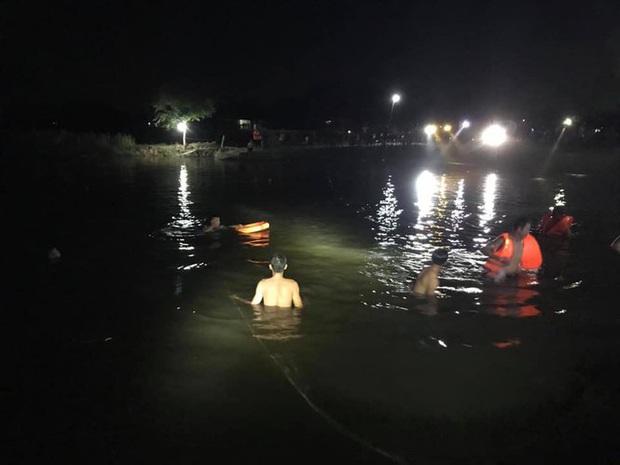 Trục vớt thi thể người đàn ông đuối nước ở đập trong đêm - Ảnh 1.