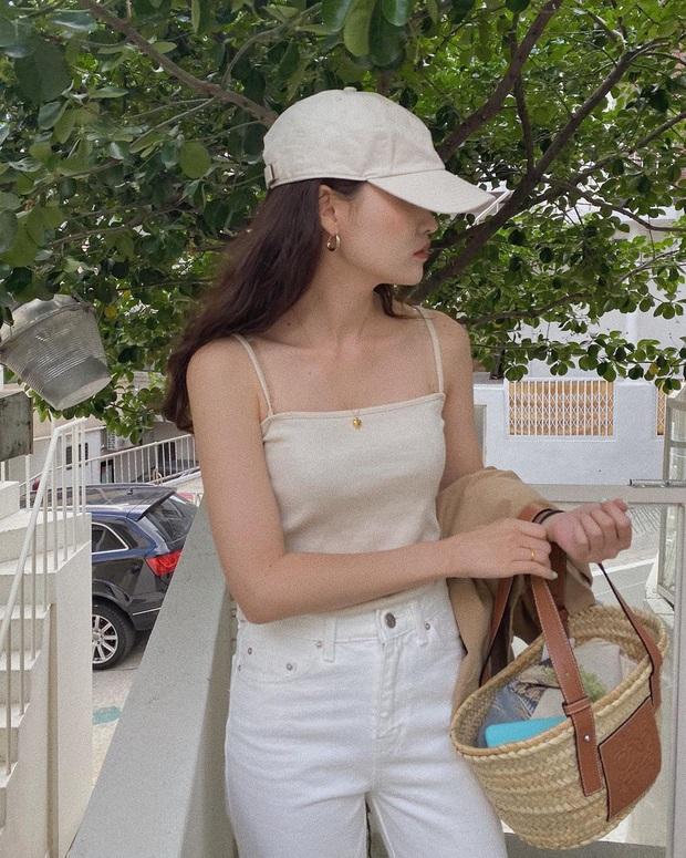 10 gợi ý mix đồ xinh mát hết cỡ từ hội gái xinh Hàn Quốc, chị em muốn lên đời phong cách hãy bắt chước ngay - Ảnh 1.