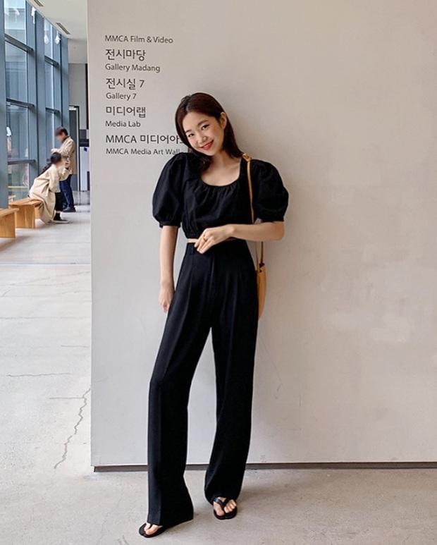 10 gợi ý mix đồ xinh mát hết cỡ từ hội gái xinh Hàn Quốc, chị em muốn lên đời phong cách hãy bắt chước ngay - Ảnh 18.