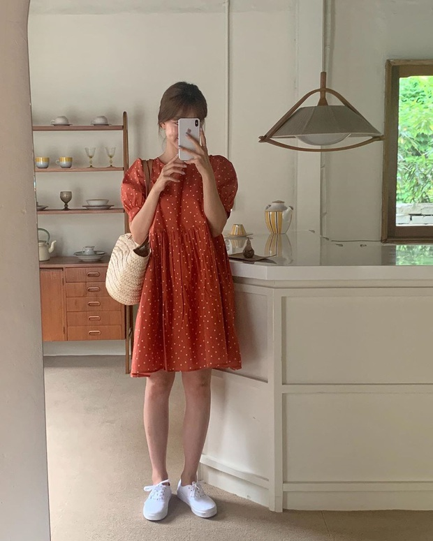 10 gợi ý mix đồ xinh mát hết cỡ từ hội gái xinh Hàn Quốc, chị em muốn lên đời phong cách hãy bắt chước ngay - Ảnh 7.