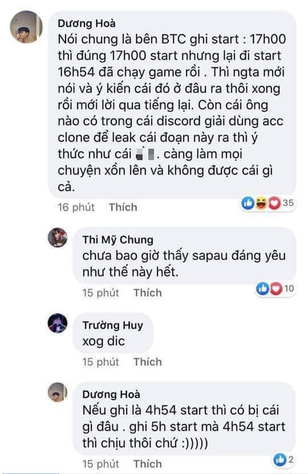 Game thủ cãi nhau với BTC khiến đội tuyển bất ngờ bị trừ điểm khi đang đấu giải PUBG lớn nhất Việt Nam! - Ảnh 4.