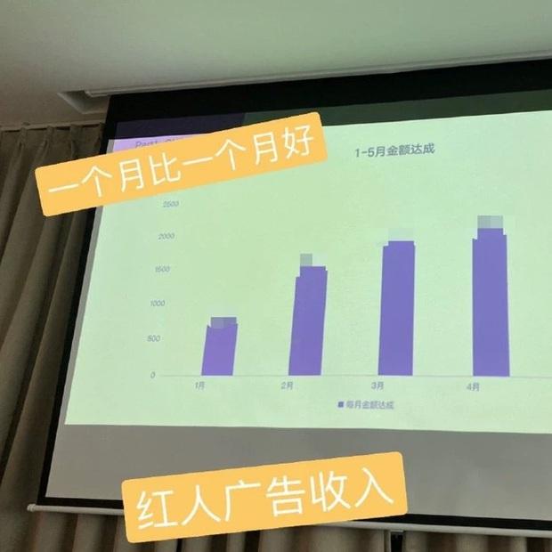 Sau hơn 1 tháng bị tố ngoại tình với chủ tịch Taobao, hotgirl mạng hàng đầu Trung Quốc vẫn thản nhiên khoe doanh thu ngất ngưởng của công ty riêng - Ảnh 1.