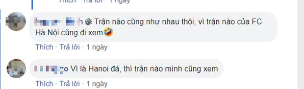 CĐV Hà Nội FC phản bác ý kiến chỉ có HAGL mới đông khán giả, sẵn sàng cho màn trình diễn đẹp mắt tại Hàng Đẫy - Ảnh 1.
