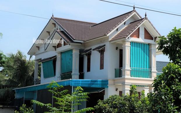 Bất ngờ với những ngôi nhà của hộ cận nghèo ở xã có 712 hộ cận nghèo  - Ảnh 2.