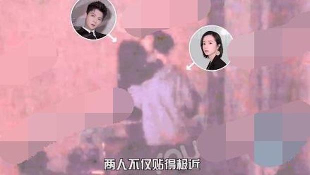 Chia tay mỹ nhân Chân Hoàn truyện được 6 tháng, Trương Minh Ân bị bắt gặp khóa môi tình cũ nam thần Đông Cung - Ảnh 3.