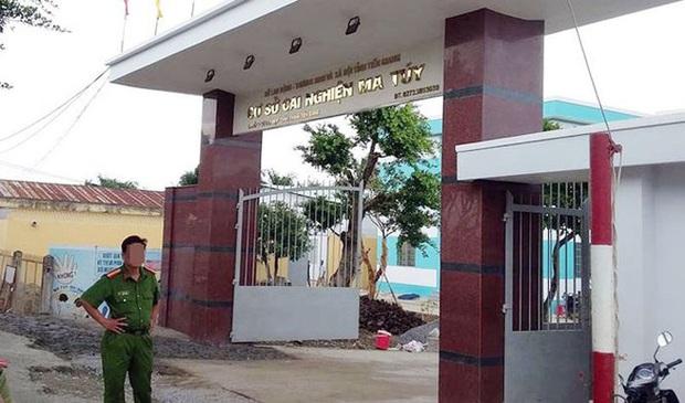 Học viên cai nghiện ở Tiền Giang loạn đả, 17 người trốn trại - Ảnh 1.