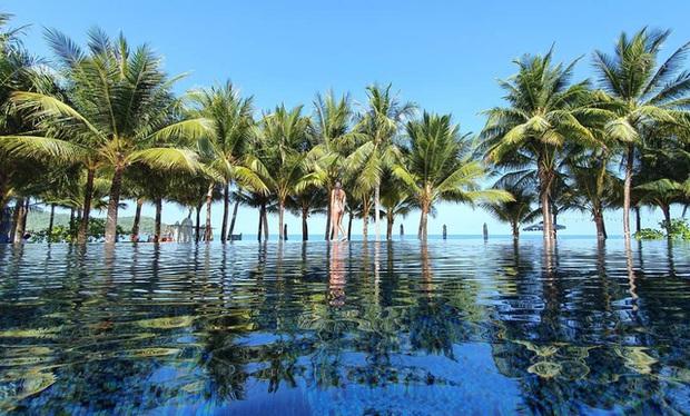 6 resort 5 sao sở hữu hồ bơi độc đáo bậc nhất đảo ngọc Phú Quốc đang có giá rẻ, giảm sâu đến không ngờ: Còn gì tuyệt hơn ngắm hoàng hôn, đắm mình trong làn nước xanh trong vắt - Ảnh 25.