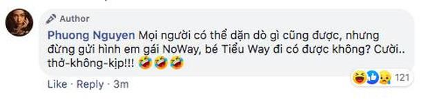 Lầy lội như fan streamer NoWay: Liên tục spam loạt ảnh trẻ trâu của Idol để tặng cho Cara Phương  - Ảnh 8.