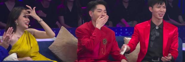 Lần đầu đi Người ấy là ai, Hòa Minzy đã cống hiến 1001 biểu cảm khiến fan cười đau bụng! - Ảnh 6.