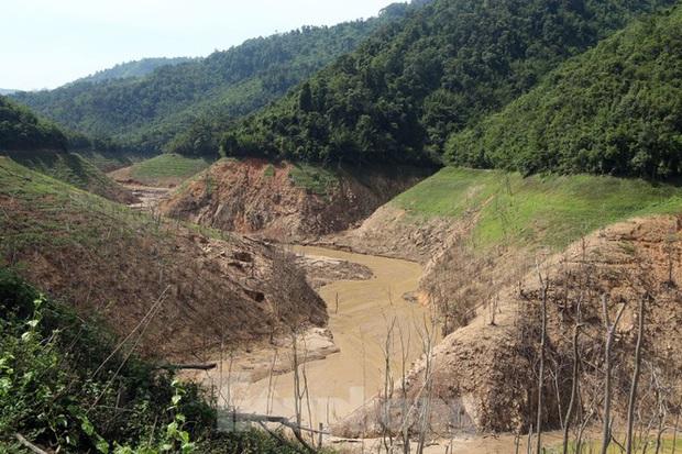 Hạn hán nghiêm trọng, học trò biên giới tan trường lại lặn lội vào rừng tìm nước - Ảnh 10.
