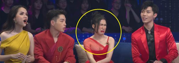 Lần đầu đi Người ấy là ai, Hòa Minzy đã cống hiến 1001 biểu cảm khiến fan cười đau bụng! - Ảnh 9.