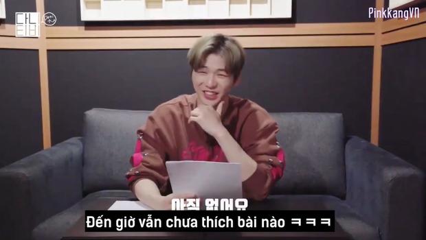 CEO Kang Daniel cười tít cả mắt dù bị nhân viên công ty phũ: Đến giờ vẫn không thích bài hát nào của cậu ấy - Ảnh 5.