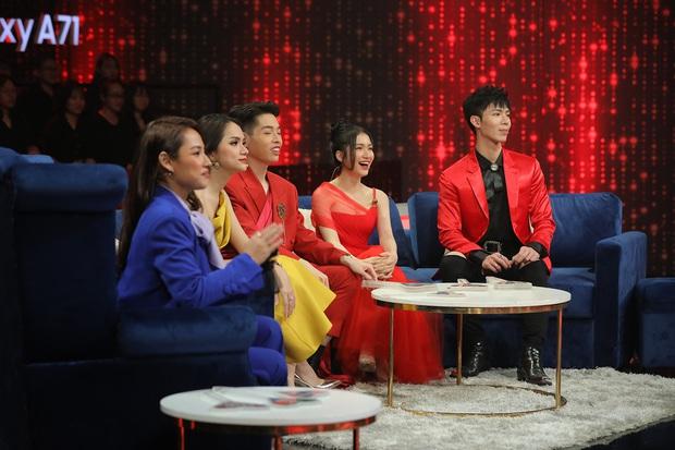 Lần đầu đi Người ấy là ai, Hòa Minzy đã cống hiến 1001 biểu cảm khiến fan cười đau bụng! - Ảnh 7.