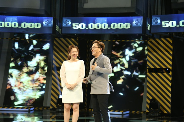 Đan Lê khoe vẻ trẻ trung hack tuổi khi làm đội trưởng trên show thực tế - Ảnh 2.