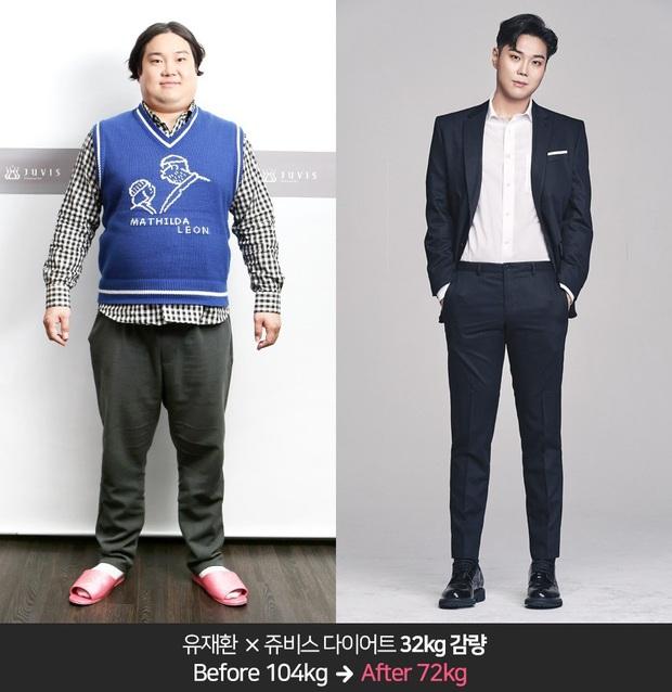 Fanboy nổi danh của IU hóa nam thần: giảm được 32kg chỉ trong 4 tháng, lột xác thành cực phẩm vạn người mê - Ảnh 5.