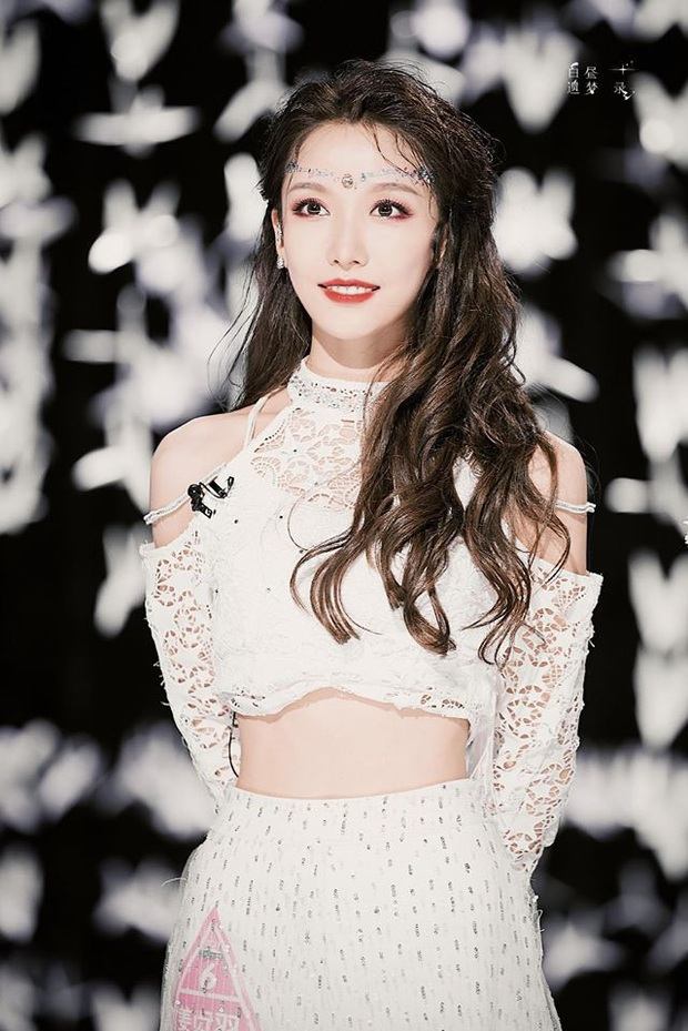 Vừa gây sốt mạng xã hội với loạt ảnh nữ thần, Khương Trinh Vũ phải tạm dừng ghi hình Sáng tạo doanh vì chấn thương - Ảnh 8.