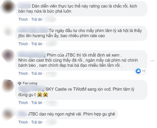Phim mới của JTBC được netizen ví với SKY Castle và Thế Giới Hôn Nhân, rating sương sương phải 15% - Ảnh 6.