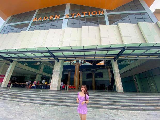 Nhà ga cáp treo đạt kỷ lục Guinness thế giới của Việt Nam: Bên trong đẹp tựa châu Âu thu nhỏ, xem ảnh sống ảo chỉ biết ngỡ ngàng - Ảnh 13.