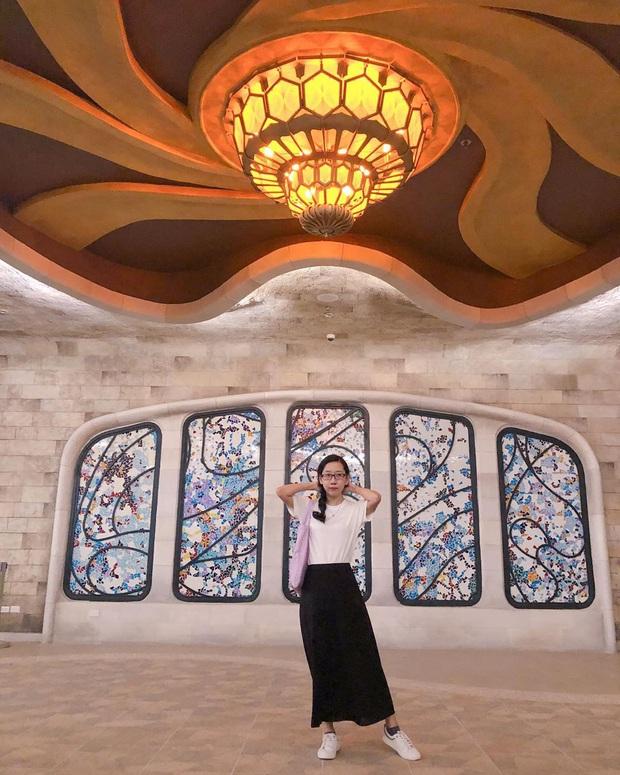 Nhà ga cáp treo đạt kỷ lục Guinness thế giới của Việt Nam: Bên trong đẹp tựa châu Âu thu nhỏ, xem ảnh sống ảo chỉ biết ngỡ ngàng - Ảnh 35.