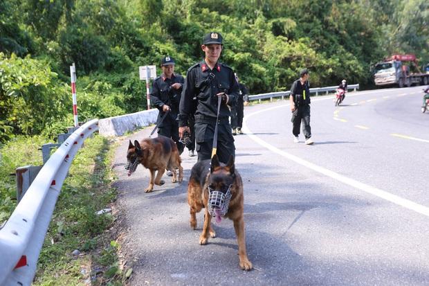 Thông tin chó nghiệp vụ hy sinh khi truy tìm tội phạm nguy hiểm vượt ngục là không chính xác - Ảnh 3.