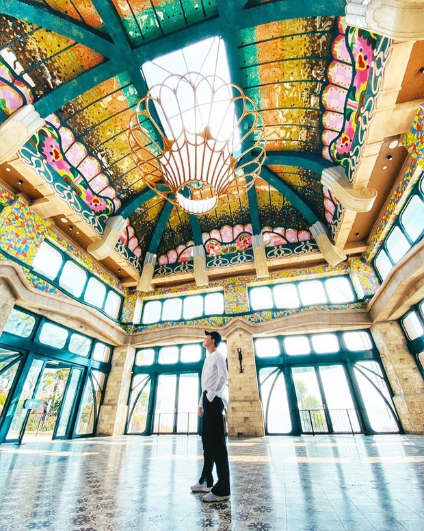 Nhà ga cáp treo đạt kỷ lục Guinness thế giới của Việt Nam: Bên trong đẹp tựa châu Âu thu nhỏ, xem ảnh sống ảo chỉ biết ngỡ ngàng - Ảnh 27.