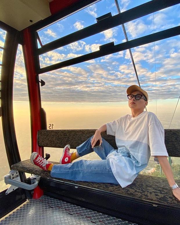Nhà ga cáp treo đạt kỷ lục Guinness thế giới của Việt Nam: Bên trong đẹp tựa châu Âu thu nhỏ, xem ảnh sống ảo chỉ biết ngỡ ngàng - Ảnh 4.