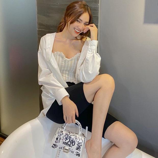 Lan Ngọc luôn bảo toàn được phong độ mặc đẹp nhờ đồ trắng và bạn cũng chỉ xịn đẹp trở lên nếu học theo - Ảnh 2.