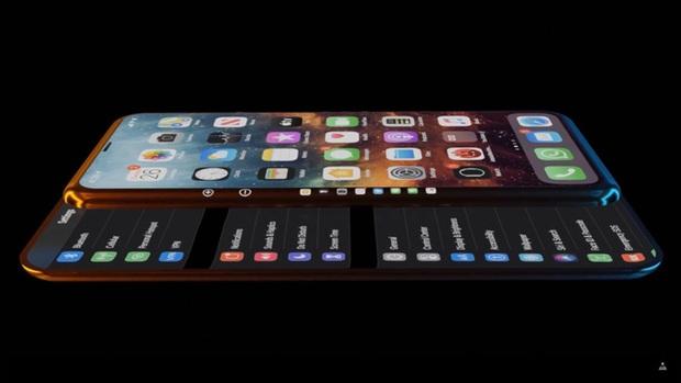Thiết kế không tưởng về iPhone Slide Pro, mỗi tội Apple sẽ không bao giờ hiện thực hóa giấc mơ này - Ảnh 2.