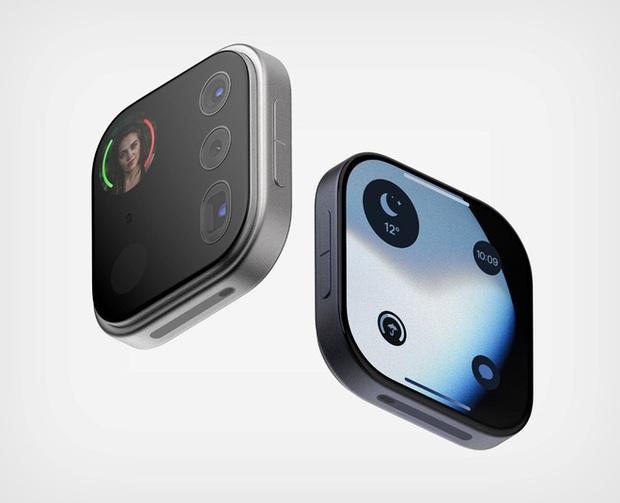 Choáng với thiết kế iPhone điên rồ với cụm camera to tổ chảng như muốn khoe cả thế giới về độ ngầu - Ảnh 2.