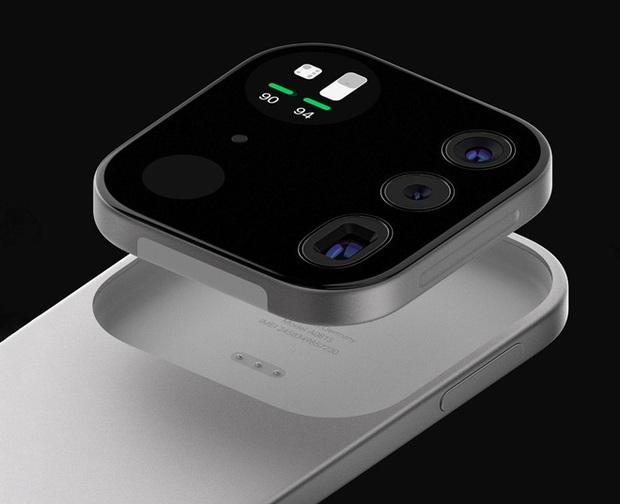 Choáng với thiết kế iPhone điên rồ với cụm camera to tổ chảng như muốn khoe cả thế giới về độ ngầu - Ảnh 3.