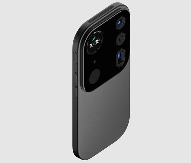 Choáng với thiết kế iPhone điên rồ với cụm camera to tổ chảng như muốn khoe cả thế giới về độ ngầu - Ảnh 4.