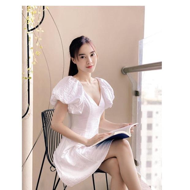 Lan Ngọc luôn bảo toàn được phong độ mặc đẹp nhờ đồ trắng và bạn cũng chỉ xịn đẹp trở lên nếu học theo - Ảnh 5.