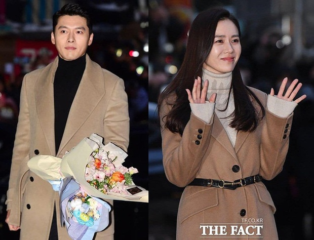 Ngoài ánh nhìn tình tứ, Son Ye Jin và Hyun Bin còn bị netizen khui chuyện cố ý mặc đồ hợp đôi với nhau tại Baeksang 2020? - Ảnh 6.