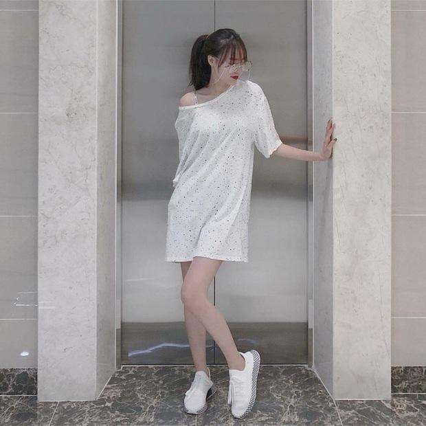 Lan Ngọc luôn bảo toàn được phong độ mặc đẹp nhờ đồ trắng và bạn cũng chỉ xịn đẹp trở lên nếu học theo - Ảnh 8.