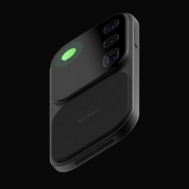 Choáng với thiết kế iPhone điên rồ với cụm camera to tổ chảng như muốn khoe cả thế giới về độ ngầu - Ảnh 10.