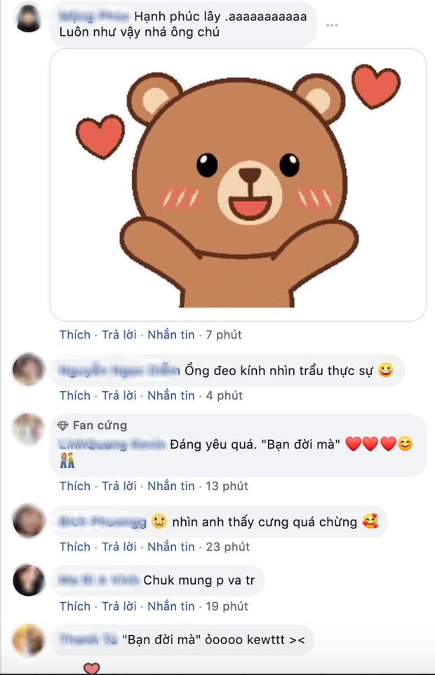 Fan quắn quéo khi nghe Công Phượng gọi vợ sắp cưới Viên Minh là bạn đời - Ảnh 3.