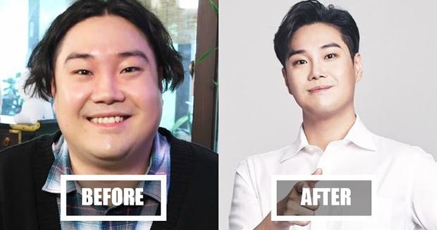 Fanboy nổi danh của IU hóa nam thần: giảm được 32kg chỉ trong 4 tháng, lột xác thành cực phẩm vạn người mê - Ảnh 6.