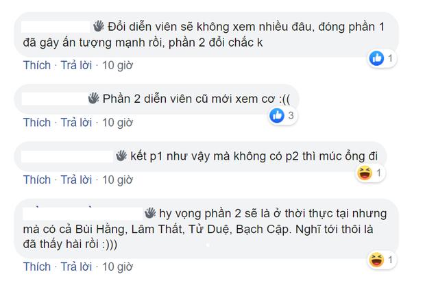 Đạo diễn Trần Thiên Thiên Trong Lời Đồn úp mở phần 2, netizen gào thét: Nhớ để nguyên dàn diễn viên nha! - Ảnh 4.