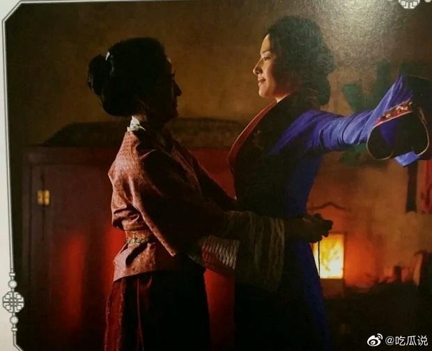 Mulan Lưu Diệc Phi thần thái ngút ngàn trong bộ ảnh mới, netizen phấn khích: Ai chê chị đơ ra đây xem nào! - Ảnh 17.