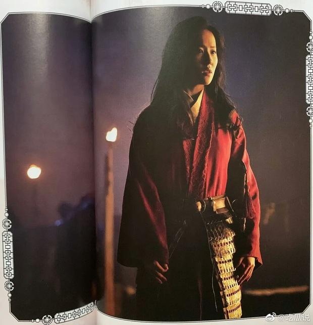Mulan Lưu Diệc Phi thần thái ngút ngàn trong bộ ảnh mới, netizen phấn khích: Ai chê chị đơ ra đây xem nào! - Ảnh 18.